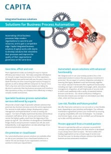 Business Process Automation Solutions image