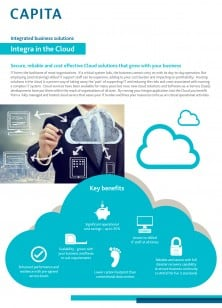 Integra in the Cloud image