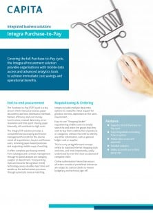 Integra Purchase to Pay image